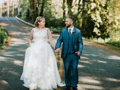 Washington Forest Wedding